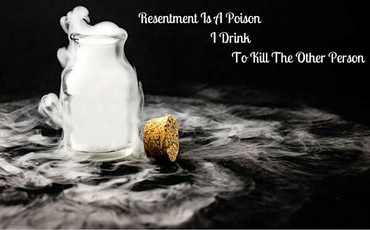 Recovering from resentments