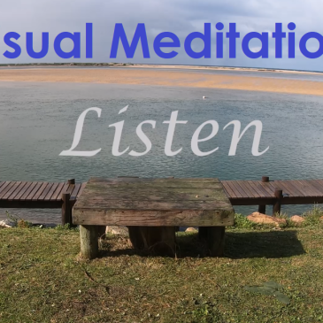 visual guided meditation