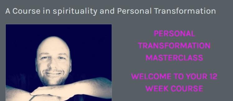 Personal Transformation Masterclass