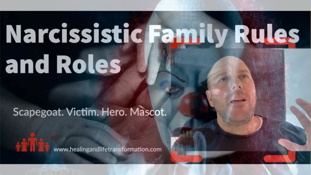 Narcissistic Families – 7 dysfunctional character roles families play